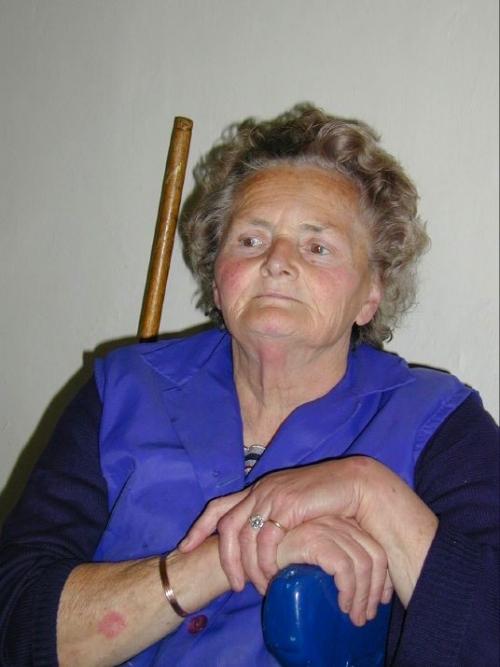 May O'Driscoll